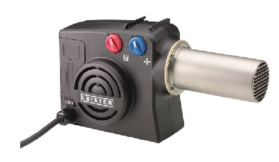 Hot Air Blower, Photo courtesy of Leister.com
