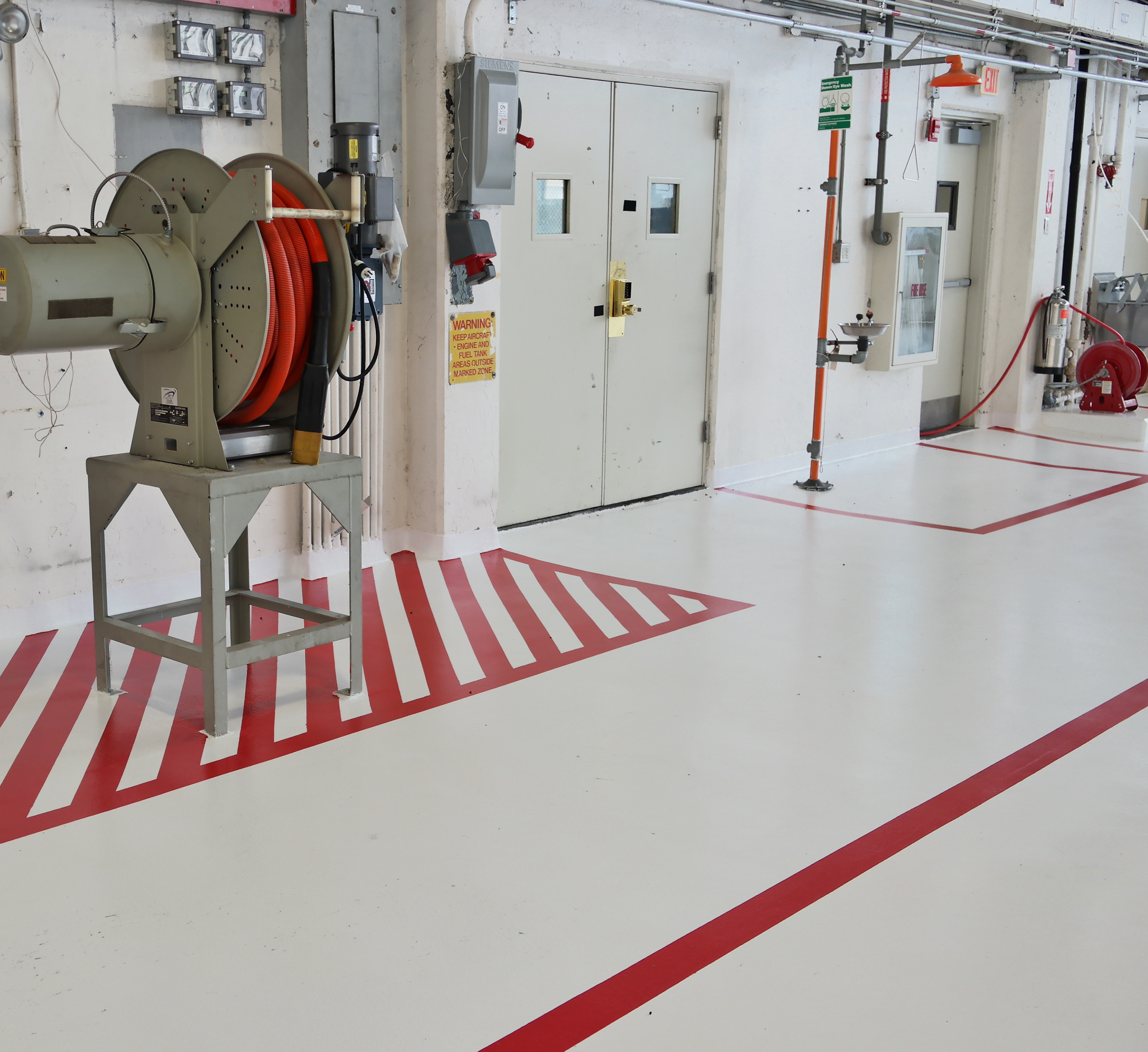 From surface prep, to application, it takes more than you may think to deliver a quality epoxy coated floor that will last for years to come.  epoxy floor coatings vs. epoxy paint: just how different are they Epoxy Floor Coatings vs. Epoxy Paint: Just How Different Are They? IMG 2280