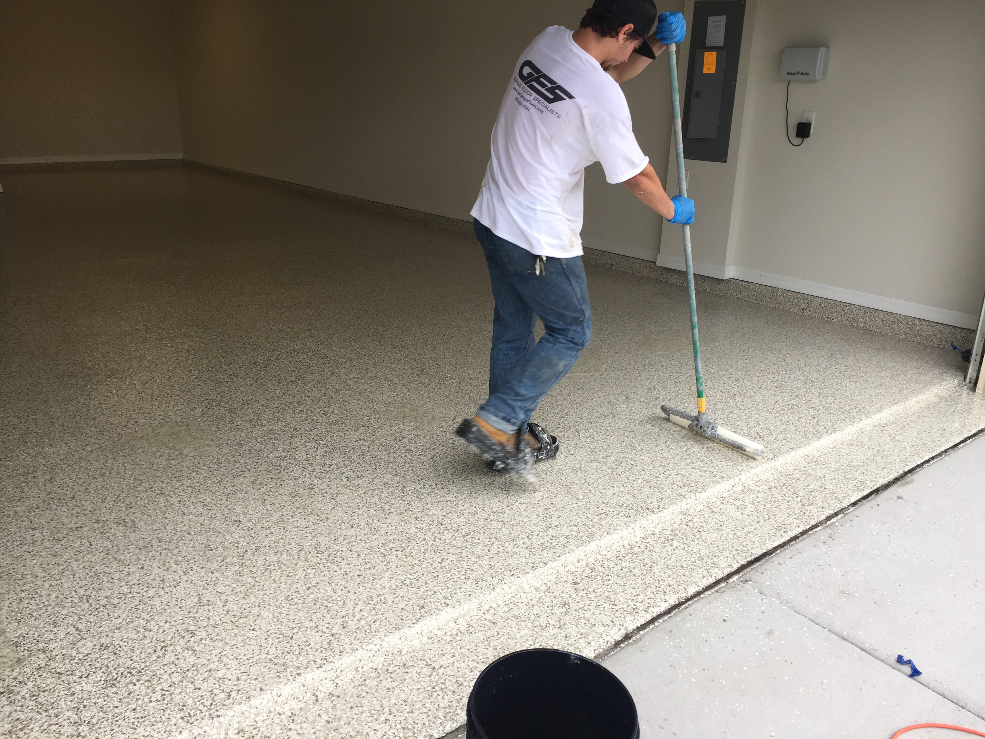 The Many Benefits Of Polyaspartic Urethane Coatings